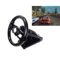 Volante Con Soporte Wiisteering Wheel para Wii