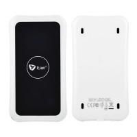 Base de Carga Wireless Qi por inducción Smartphone -Blanco