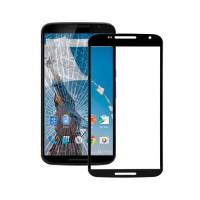 Cristal Exterior Motorola Nexus 6 (XT1100) -Negro