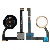 Botón Home Completo con Flex iPad Air 2 Oro