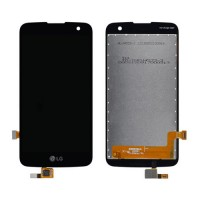 Pantalla Completa LG K4 LTE K121 K120E Negro