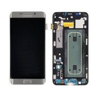 Pantalla Completa Samsung Galaxy S6 Edge Plus G928F Plata