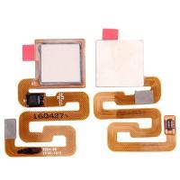 Botón Home Completo con Flex Xiaomi Redmi 3S Oro