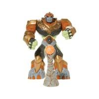 Gormiti: Figura Mystical Armor -Tierra