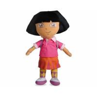 Dora Exploradora: Peluche Dora Colegial (32cm)
