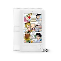 Multimedia Color Book 1054 - Arctic White