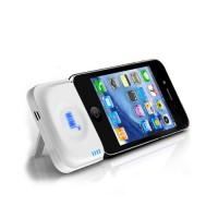 Batería Externa Power Angel 2000mAh iPhone/iPod/iPad -Blanca