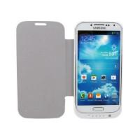 Funda Flip Stand con Batería 3200mAh Samsung Galaxy S4 -Blanco